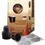 Capsulas compatibles Nespresso de plástico marca CAPSUL'IN.