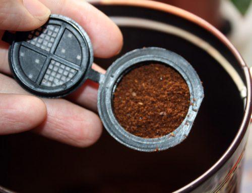 Cápsulas Recargables para Cafeteras Nespresso
