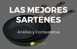 Las Mejores Sartenes Online. Análisis y Comparativa.