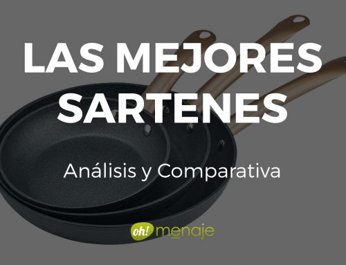 Las Mejores Sartenes Online. Análisis y Comparativa【2019】